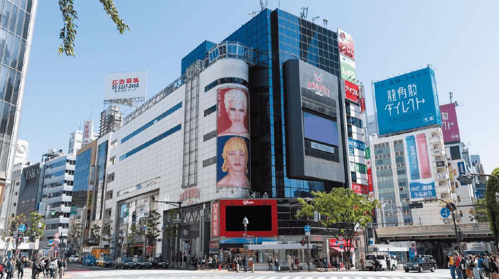 2018年4月にリニューアルオープンしたMAGNET by SHIBUYA109