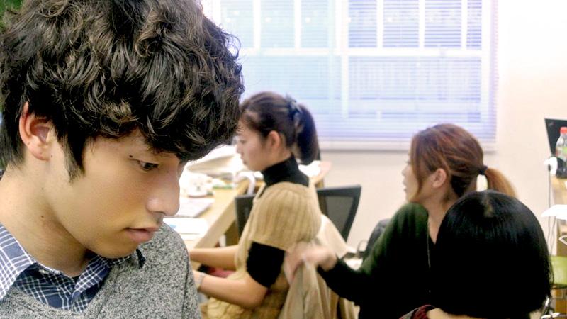 インターン生ブログ①~初めましての巻~